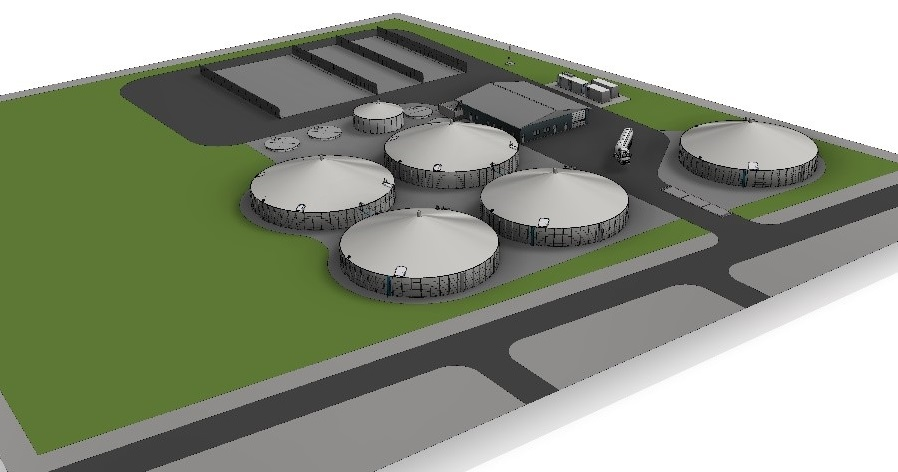 Vestjysk Biogas ApS is now supplying gas to the natural gas grid in West Jutland, Denmark